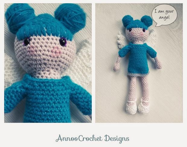 Babette Angel Doll