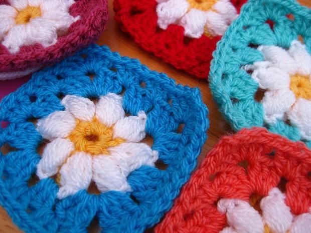 Crochet_Daisy_Granny_Square