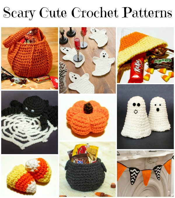 Halloween Crochet Patterns