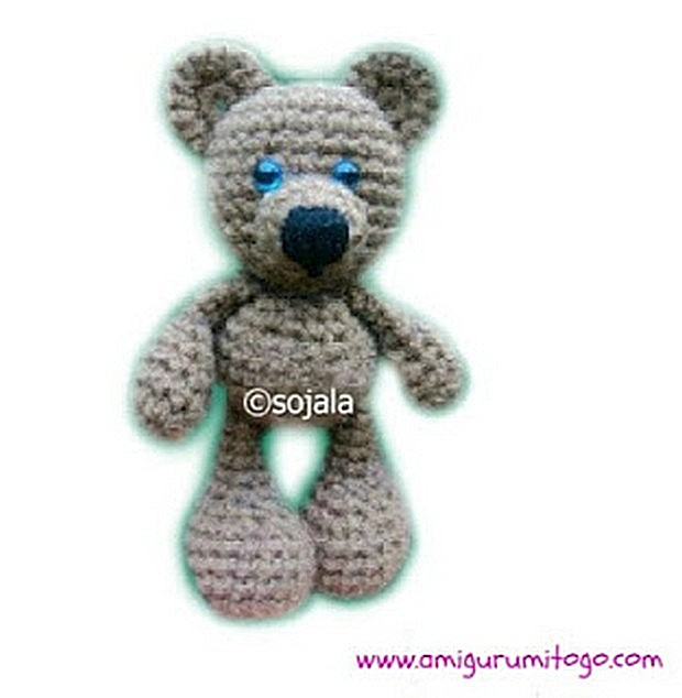 Amigurumi Crochet Teddy_Bear