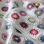 Crochet Granny Square Blanket_1