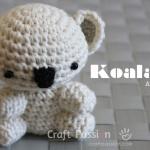 Amigurumi Koala Bear