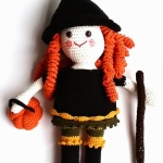 Crochet Witch Doll