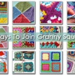 Join Granny Squares Tutorial