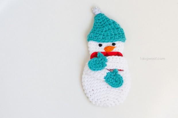 Snowman Gift Card