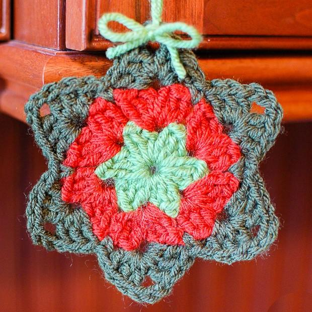 Free Wishing Star Crochet Pattern! | Crochetverse | 621x620
