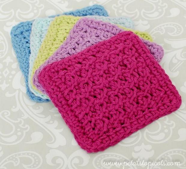 CrochetTunisian coasters