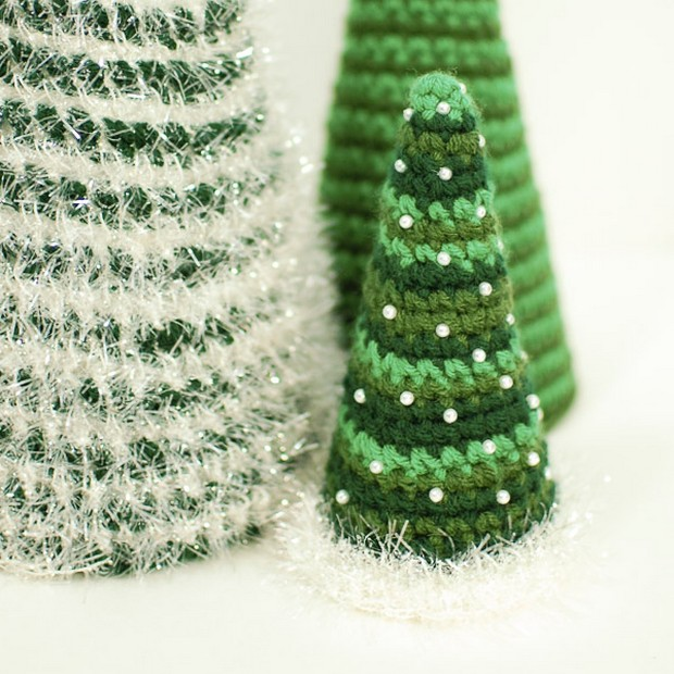 Crochet Christnas Tree