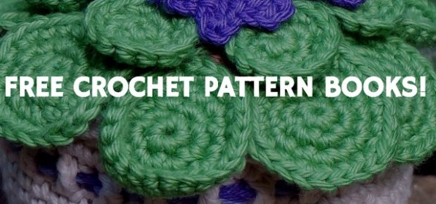 Crochet books-640