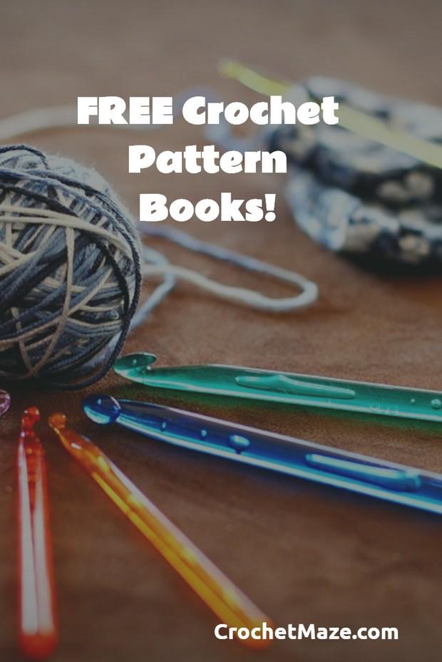Free Crochet Pattern Books_1