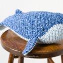 crochet humpback whale