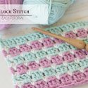 Crochet Block Stitch Tutorial