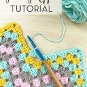 Granny Ripple Crochet Tutorial