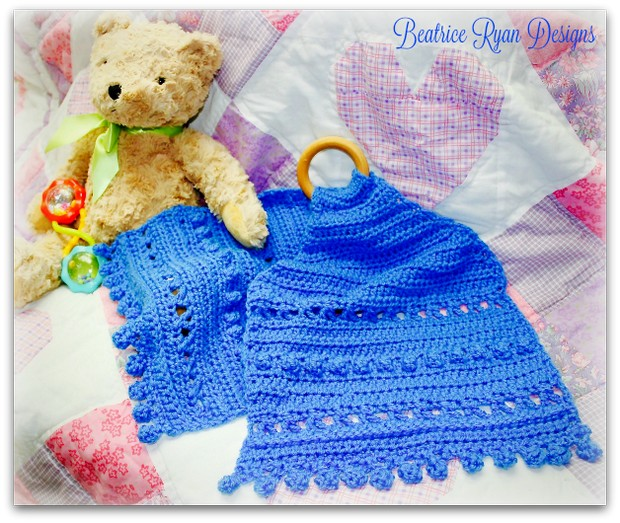 Crochet Teething Lovely