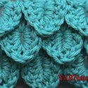 crochet crocodile stitch tutorial
