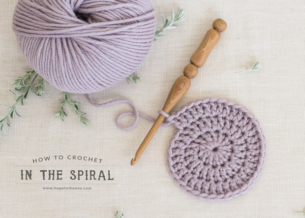 Crochet In The Spiral Video Tutorial