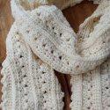 Crochet Super Scarf Free Pattern