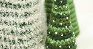Crochet Christmas Trees Free Patterns
