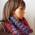 Crochet Cowl Easy Free Pattern.