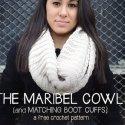 Crochet Cowl Easy Free Pattern