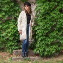 Crochet Cardigan Easy Free Pattern_