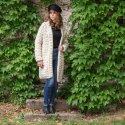 Crochet Cardigan Easy Free Pattern_