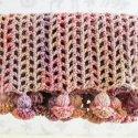 crochet afghan fast easy free pattern