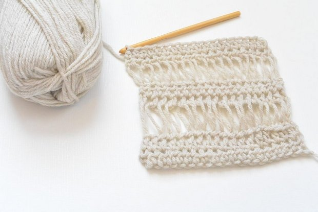 crochet drop stitch free video tutorial