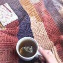 crochet afhan lion brand mandala yarn free pattern