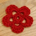 crochet flowers fast easy free pattern