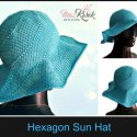 Crochet Sun Hat Easy Free Pattern