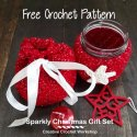 Crochet Christmas Gift Set free pattern